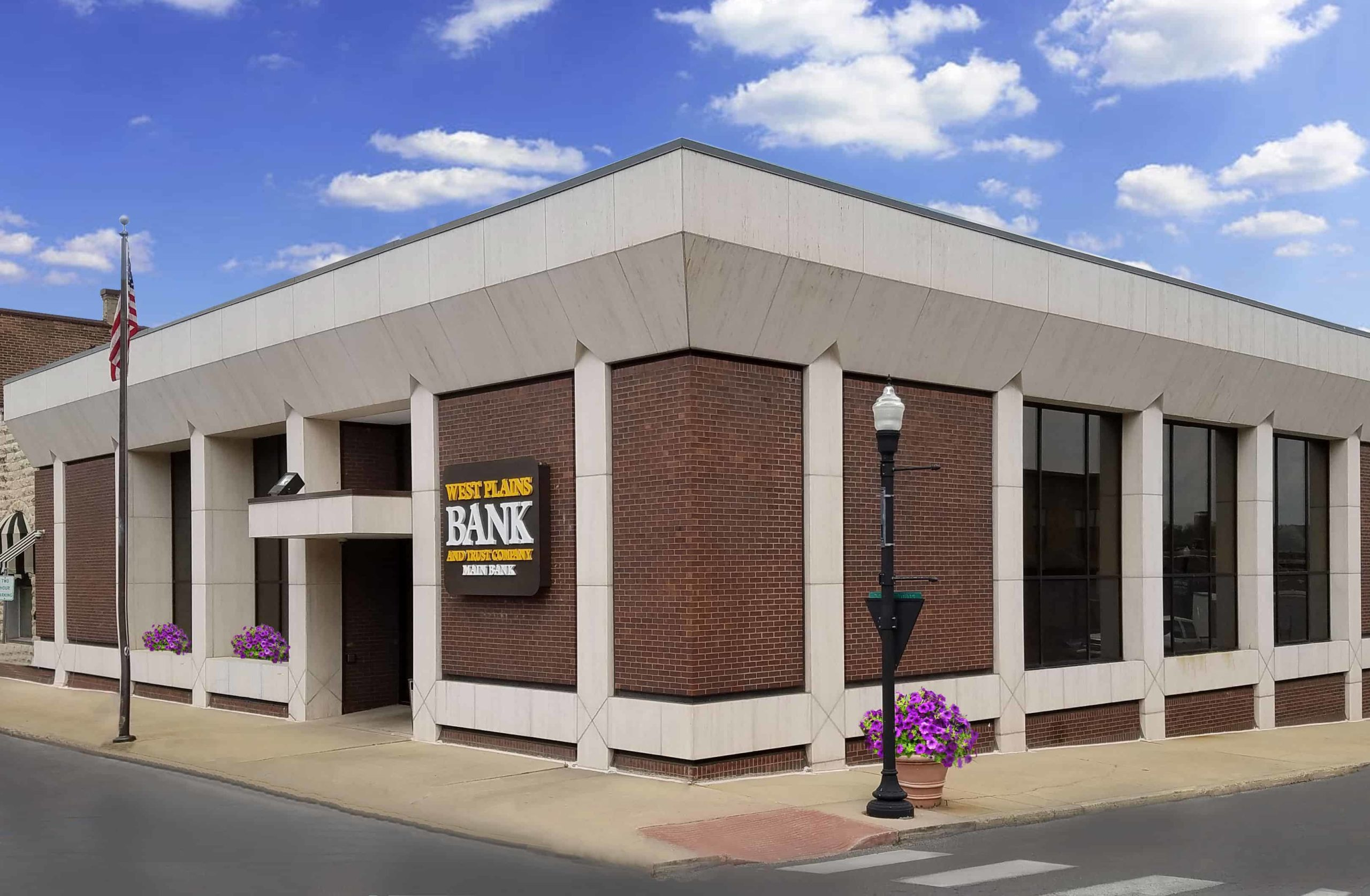 West Plains Bank and Trust Company Main Branch